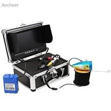 Новые HD 1000 ТВ линии 15 м dc12.6v Подводный Видео Камера комплект Рыбалка в лед Рыболокаторы комплект