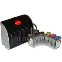 Sistema de Abastecimento contínuo de Tinta para Substituir HP 72 CISS cheio de tinta com chip Para HP designjet T610 T620 T790 T1100 T1120 T1200 T770