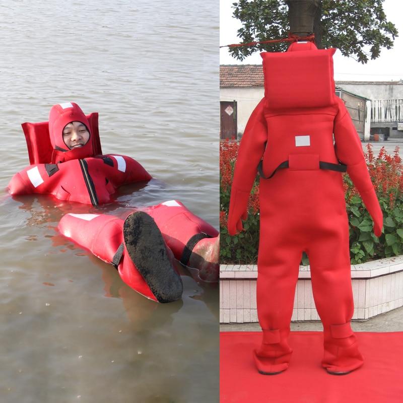 Высокое качество неопрена гидрокостюм, защитный костюм погружения для взрослых, один размер подходит всем