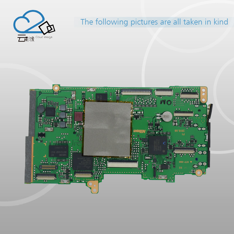 Test OK!D7000 big Mainboard/Motherboard/PCB for Nikon D7000 main board Camera Repair parts big togo main circuit board motherboard pcb repair parts for nikon d3400 slr