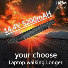 HSW Laptop Battery for ASUS A41-X550 A41-X550A A450 A550 F450 F550 F552 K450 K550 P450 P550 R409 R510 X450 X452C X550 battery цена 2017