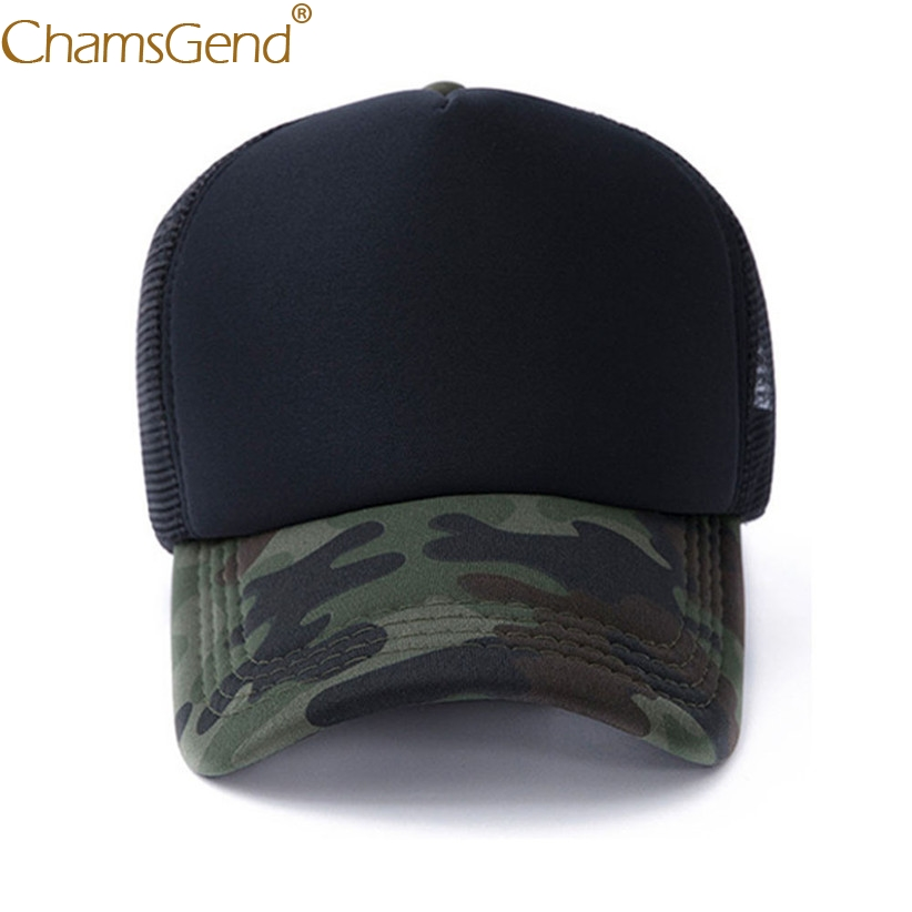 Camouflage Breathable Mesh   Baseball     Caps   Men Bone Dad Hat Tactical Green Sun Hat Summer Camping Sporty   Cap   90218