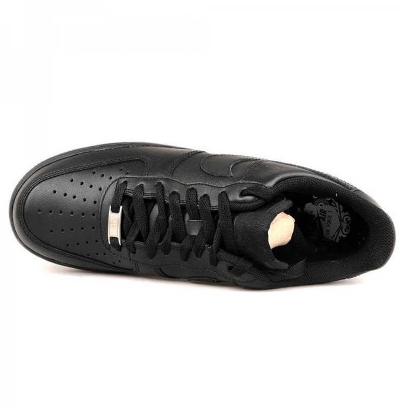 Chaussures de skate respirantes Nike AIR FORCE 1 AF1 pour hommes authentique baskets basses sport baskets d'extérieur 315122-001