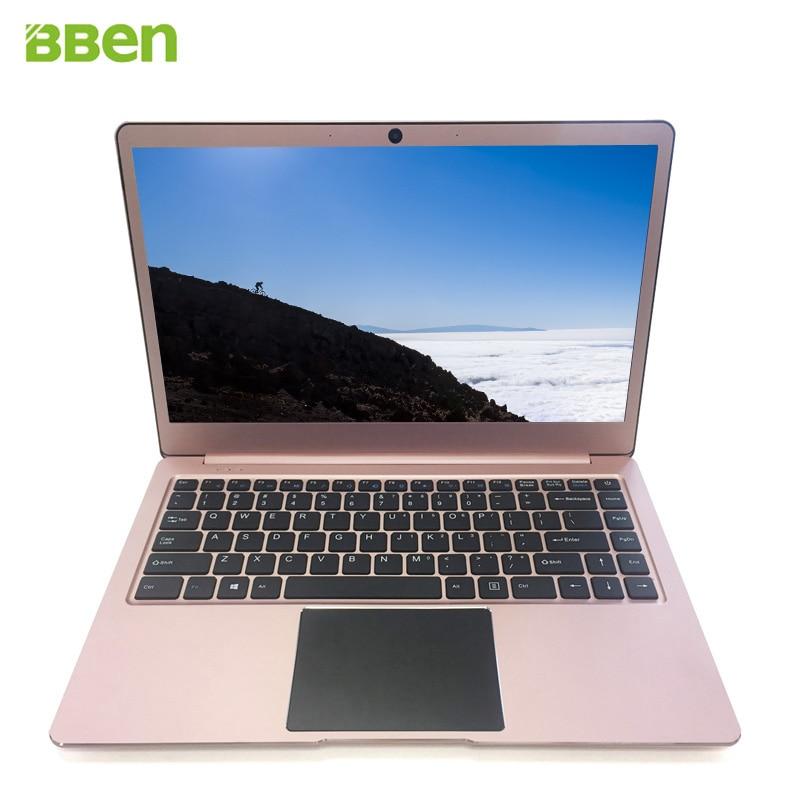 Bben14.1inch Ultrabook Intel Apollo Lake N3450 4GB/64GB laptop with M.2 SSD Slot ,Metal FHD Pre install windows10