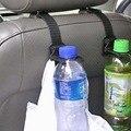 2 UNIDS/LOTE Nuevo Asiento Auto Portable Car Hanger Organizador Del Sostenedor Del Gancho Reposacabezas 2 Unids Envío Gratis