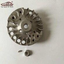Облегченный маховик комплект для 1/5 RC HPI BAJA Rovan King мотор 5B 5T 5SC