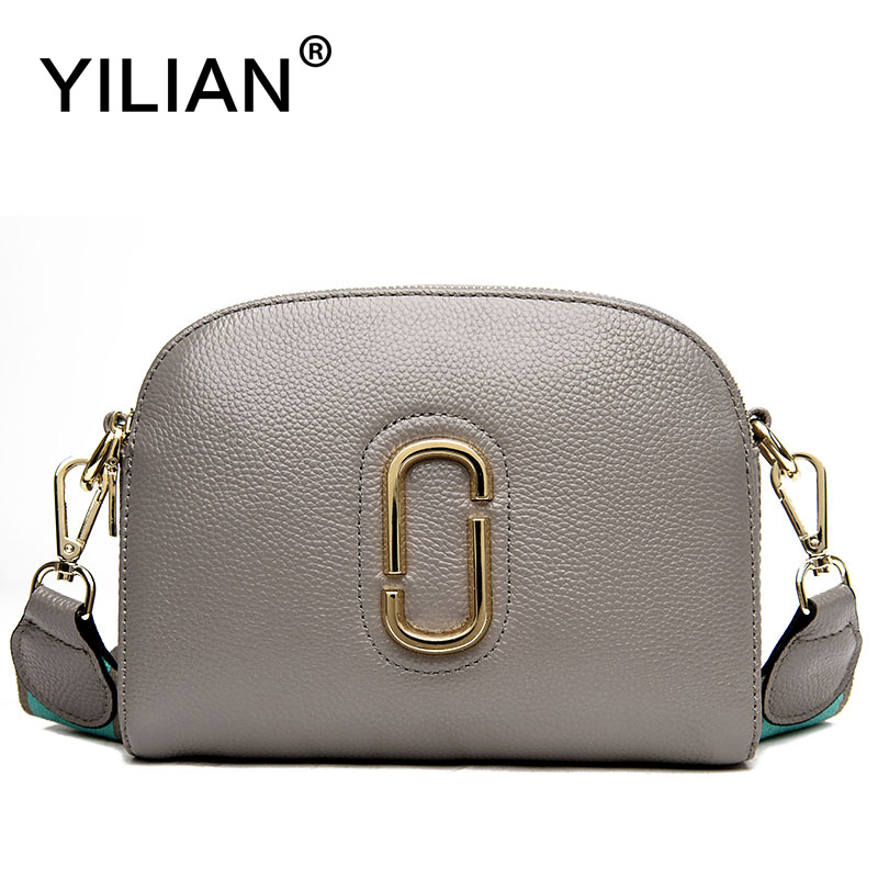 Crossbody Bag 2018 New Messenger Bag with 6 Colors Woman Genuine Leather Bag Bags for Shopping/Travel Lady Cowhide Bag 969 bag gucci bag page 6