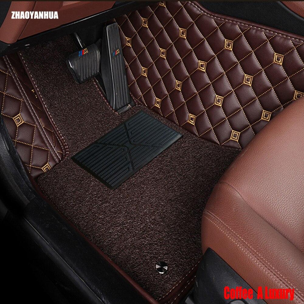 Aliexpress.com : Buy ZHAOYANHUA Car Floor Mats Made For