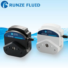 RUNZE Easy Load Peristaltic Pump Head with stainless steel 3/6 rollers