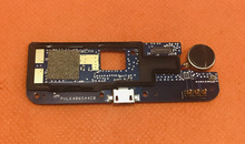 Used Original USB Charger Board+microphone mic for DOOGEE S60 Lite MT6750T Octa Core 5.2 FHD Free shipping