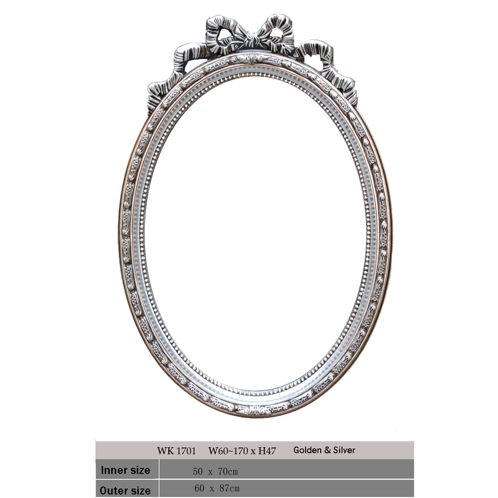 oval mirror frame. Modern Ready Made Oval Mirror Frame For Bathroom Decoration-in From Home \u0026 Garden On Aliexpress.com | Alibaba Group R