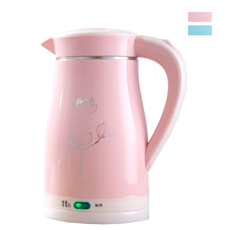 DMWD 1.5L Small Capacity 220V Home Electric Kettle Water Boiler Fast Heating Teapot Automatic Power-off 24H Heat Preservation