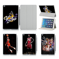 For ipad6 Transparent Clear Leather Cover for ipad Air2 Tablets Accessories Luxury Stand Smart Case for ipad Air 2 / for ipad 6