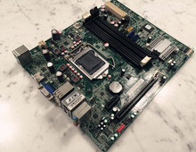 H57 H57D02 H57D02A1 LAG 1156 DDR3 Motherboard Well Tested Working