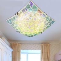 Colorful Shell Ceiling Lamp Modern Ceiling Light Bathroom Ceiling Fixture Modern Ceiling Lamps Wedding Decoration Lamps