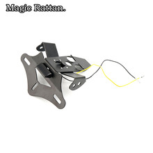 цена на For Honda CBR1000 2010-2016 Motorcycle License Plate Holder License Bracket Tail Tidy Fender Eliminator