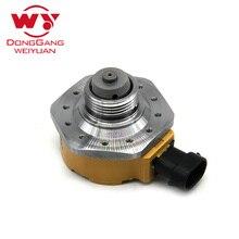 Solenoid compleet voor 320D pomp pak voor Rups pomp 326 4635, cat 320d magneetventiel montage voor C6.4, C6.6 motor