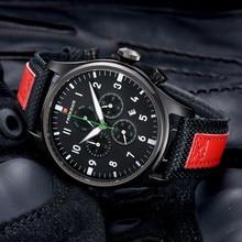 High quality Retro Men Watch Leather Strap Quartz Water Resistant Business Wristwatch Chronograph Sports Clock Relogio masculino все цены