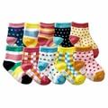 Baby Socks Rubber Kids Anti Slip Sock For Girls Boy Newborn Soft Sole Infant Cotton Toddler Boys Socks Shoes Sapato Infantil