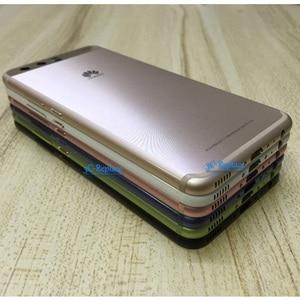 Image 5 - Huawei 社 P10 プラス P10Plus VKY L29 VKY AL00 VKY L29A VKY L09 バックバッテリーカバードアハウジングケース背面ガラス部品