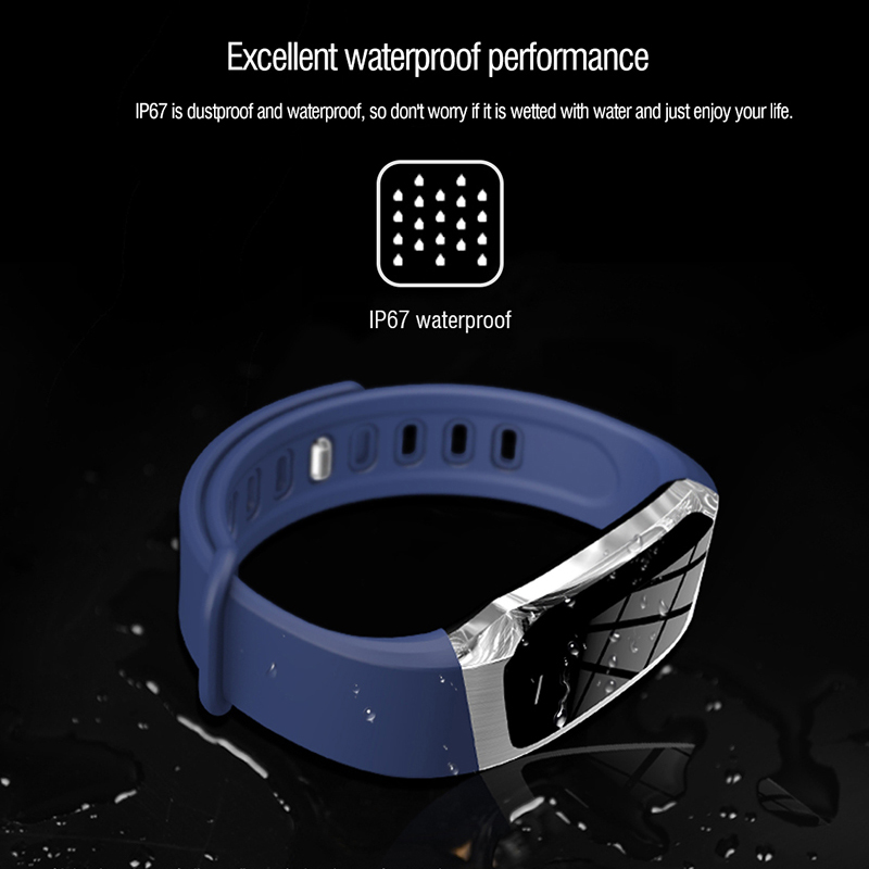 Jelly Comb Smart Watch For Android IOS Blood Pressure Heart Rate Monitor Sport Fitness Watch Bluetooth 4.0 Men Women Smartwatch 3