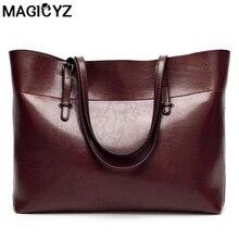 MAGICYZ Luxus Marke designer Frauen Tasche Handtaschen Frauen Messenger Bags Casual tote Damen Große kapazität Frauen Leder Handtaschen