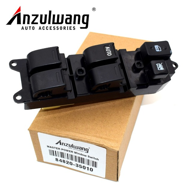 Auto parts 84820 35010 power window regulator master switch for auto parts 84820 35010 power window regulator master switch for toyota carina hilux 4runner truck publicscrutiny Image collections