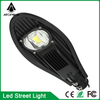 1pcs High Power COB Led Street Light 30W AC85 265V Waterproof IP65 Street Light Led Outdoor