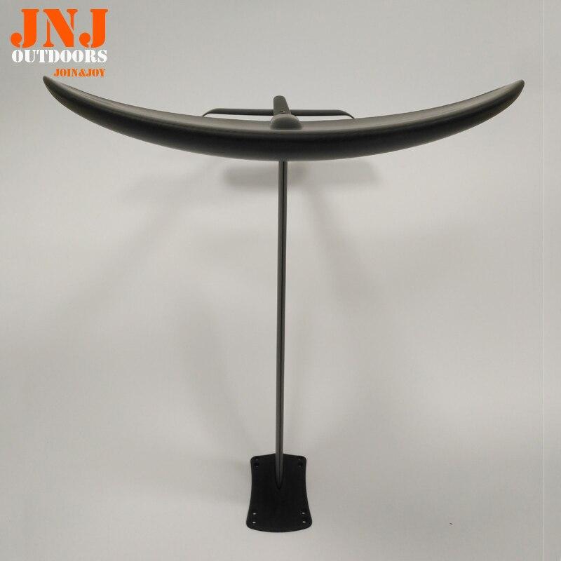 Image 3 - top quality hydrofoil carbon foil with alumimum mastfoil carbon   -