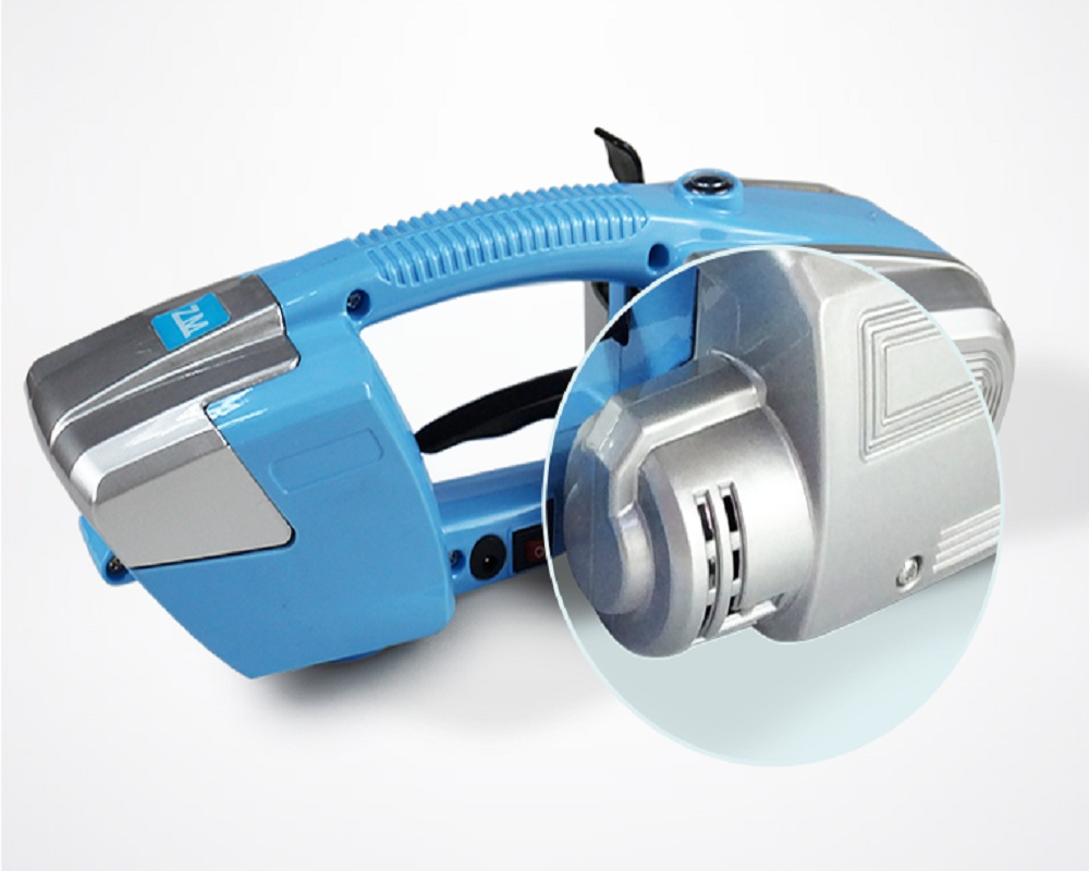 Handheld Electric PP/PET Strapping Machine, Plastic <font><b>Belt</b></font> <font><b>Packing</b></font> Machine,<font><b>Battery</b></font> Strapping Tools JD16