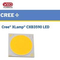 1pcs Original Cree CXB3590 CXB 3590 Led Grow Light 3500K CD Bin 80 CRI 36V With