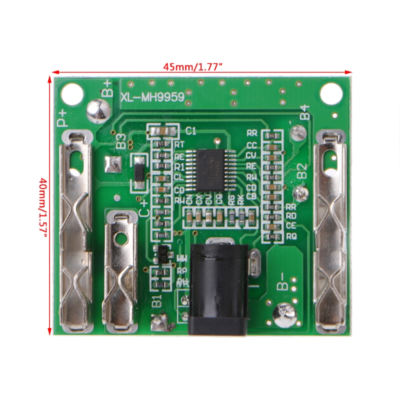 5S 18/21V 20A Li-Ion Lithium Battery Pack Battery Charging Protection Board #0406 набор силиконовых чехлов ion protection pack