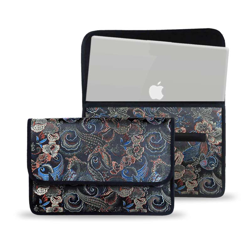 2017 sac pour ordinateur portable personnalisé pour Macbook Air 12 ''11.6 pouces Retina Case ordinateur portable sacs pour femmes sac à main souple 13.3