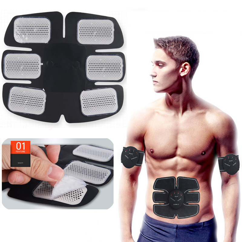 Electric Muscle Stimulator Slimming Beauty Machine Tens Exerciser Electro Body