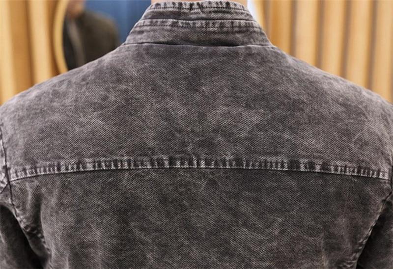 retro Estrada casual cappotto 13