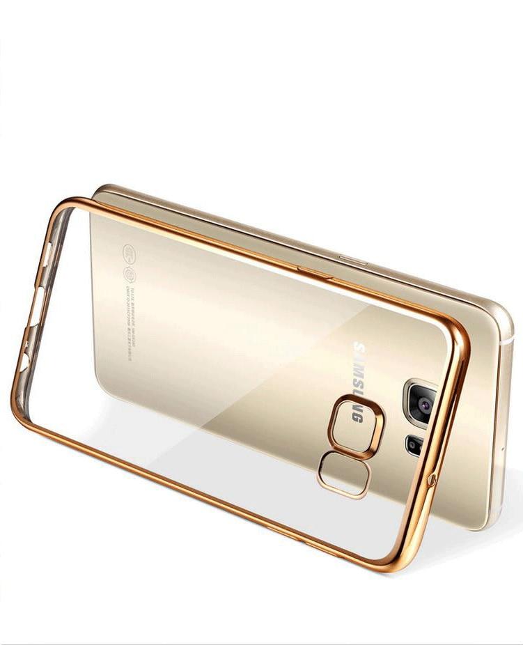 Coque For Samsung Galaxy S6 Edge S6 S7 S7 Edge Case Clear