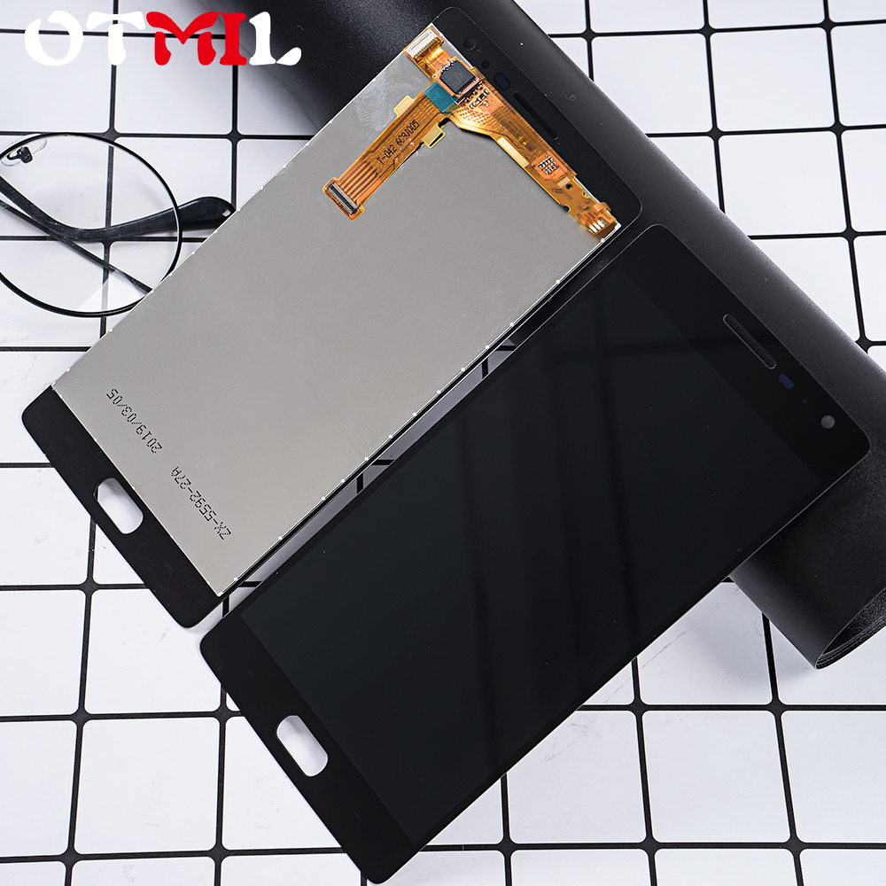 OTMIL 5.5''LCD For <font><b>Oneplus</b></font> <font><b>2</b></font> LCD Display Touch <font><b>Screen</b></font> Digitizer Full Assembly For One plus 1+<font><b>2</b></font> One A2001 A2003 A2005 <font><b>Replacement</b></font> image
