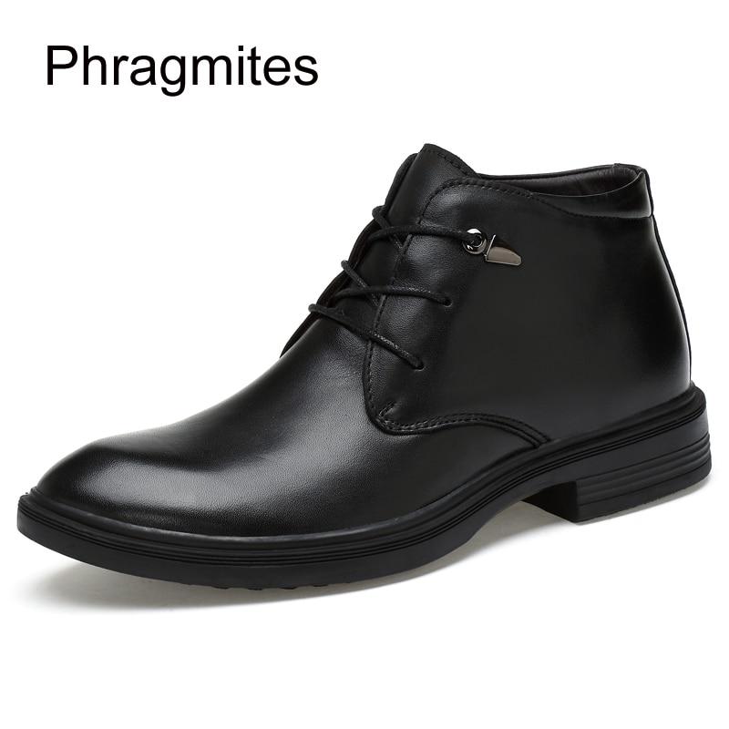 Chelsea Phragmites 47 D'hiver Taille Black Véritable Cuir Noir Imprimé Beau Noir En Botas Hommes Chaussures Bottes 02 Personnalité 35 Mujer xRBtErqwB