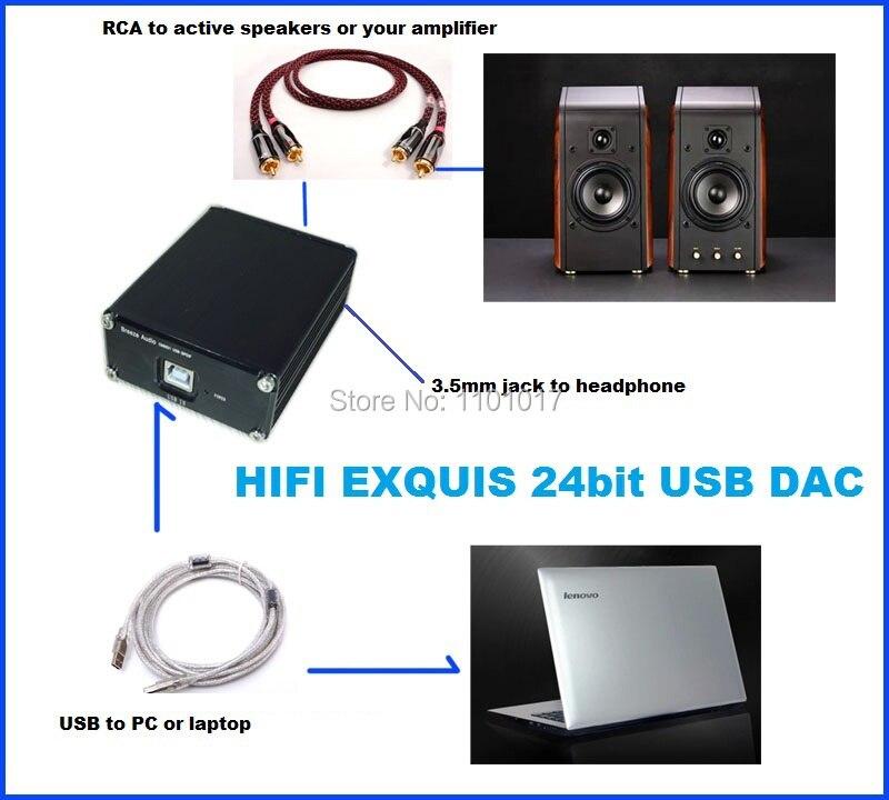 Amplifier 192k 24bit Ak4118+ak4490+xmos+opa2134 Usb Decoder Rca Audio Output Preamplifier Dac Coaxial Fibers Complete Range Of Articles