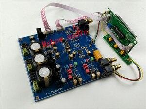 Image 4 - 2017 NOVA HIFI AK4497 preamp DAC decodificador de áudio Digital suporta DSD atualização AK4495SEQ opção XU208 XMOS USB ou Amanero