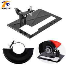 Dremel Angle Grinder Conversion cutting machine base polishing machine cutter holder electrical tools accessories woodworking