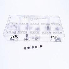 50pcs CAT 320D Fuel Injector Solenoid Valve Spring Force Adjustment Gasket Shim Size 2.20-2.40 326-4700 32f61-00062