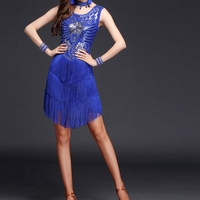 Woman 1920s Vintage Great Gatsby Party Sequin Ice Silk Dress Sexy O Neck Summer Cami Dress Dress Vestidos Flapper Costumes