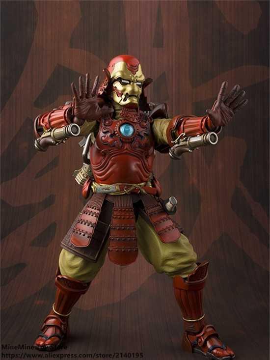 ZXZ Marvel Мстители Железный человек МК 3 18 см фигурку положения аниме украшения коллекции фигурка игрушка модель подарок для детей