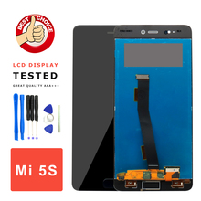 For Xiaomi Mi 5S LCD Display + Touch Screen Replacement 5.15