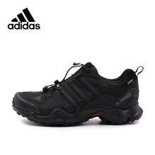 366ee3826 جديد الأصلي وصول أديداس TERREX سويفت الرجال حذاء للسير مسافات طويلة حذاء  الرياضة في الهواء الطلق