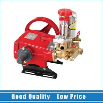 OS/LY-22/26A High Pressure Triplex Plunger Pump 4-5.5hp Agricultural Motor Sprayer Pump
