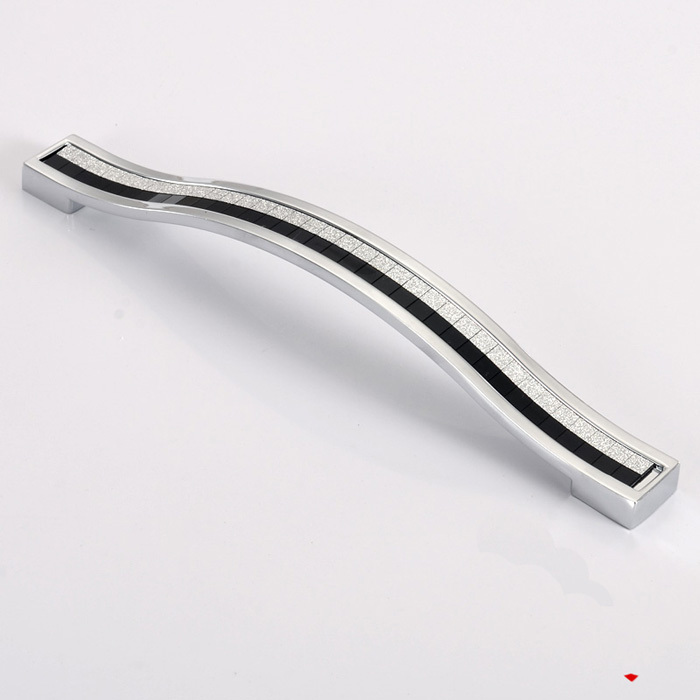 High quality Zinc alloy furniture handles wardrobe cupboard door ...