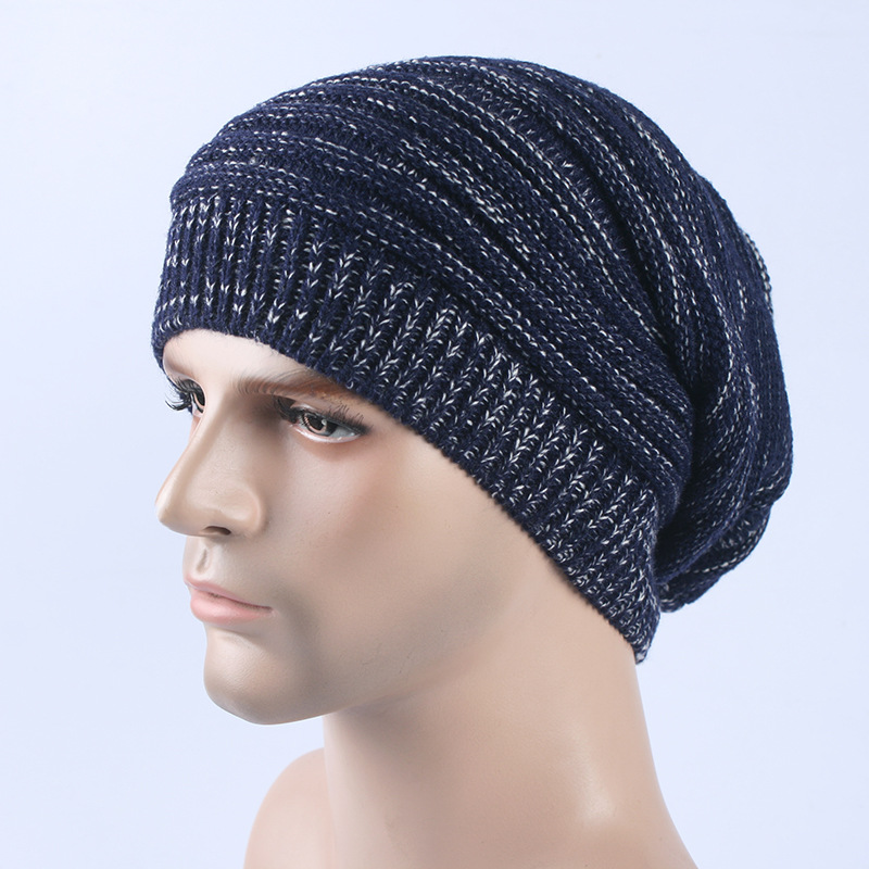 Women Men Skullies Winter Knitted Hat Beanie Hats Unisex Beanies Warm Bonnet Wool Cap Casual Outdoor Skullies Gorros 2017 winter women beanie skullies men hiphop hats knitted hat baggy crochet cap bonnets femme en laine homme gorros de lana