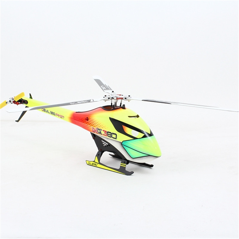 ФОТО New Arrival ALZRC Devil 380 FAST Three-blade Rotor Upgrade Set  RC  Helicopter